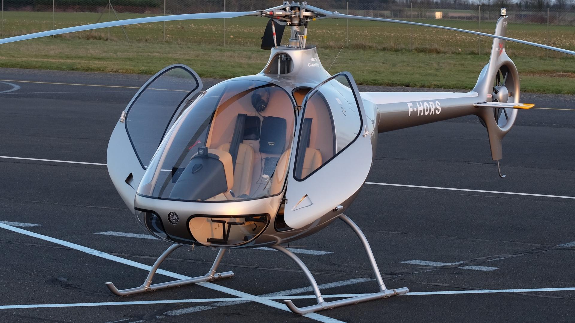 Hélicoptère helico