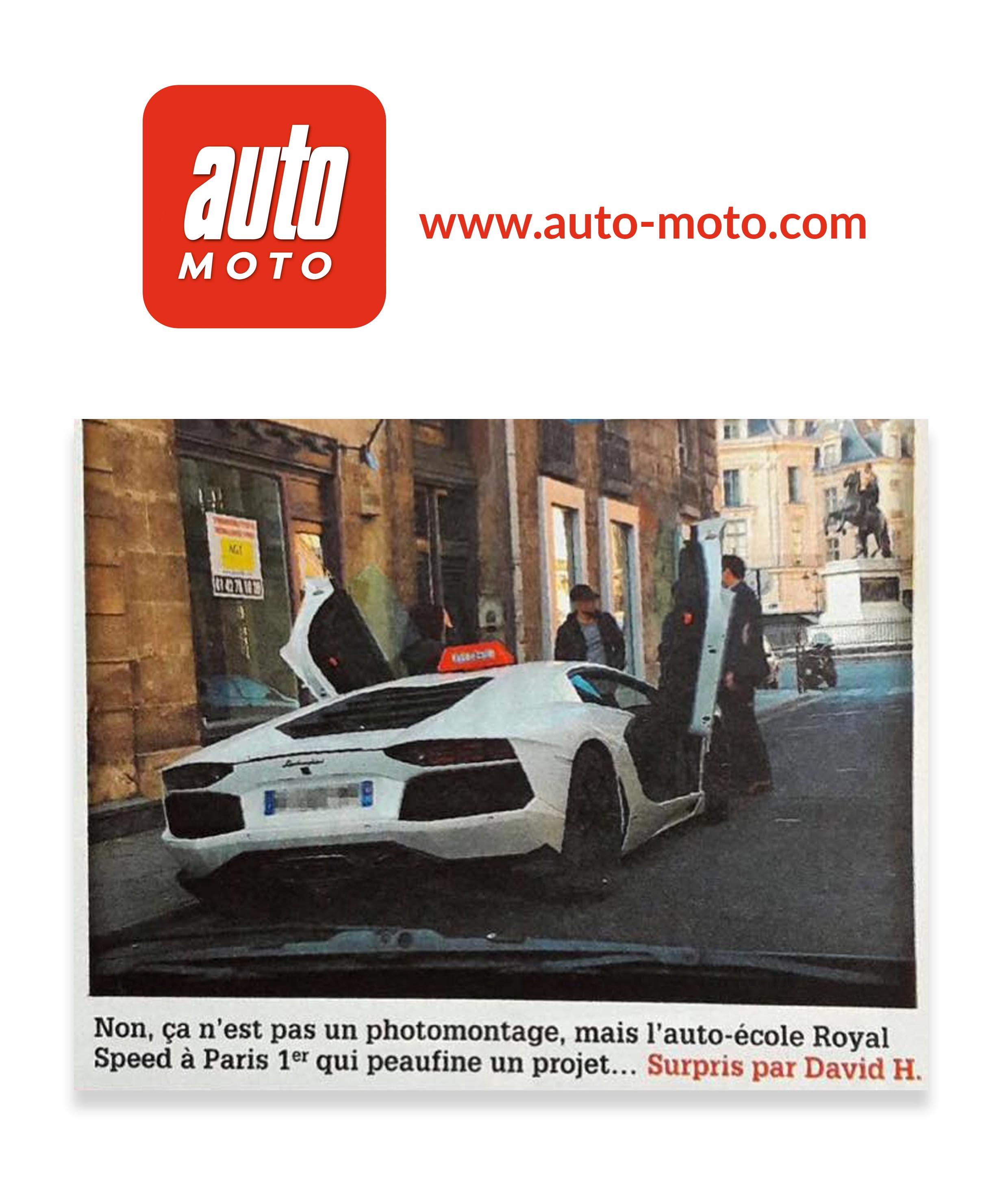 Auto Moto Magazine