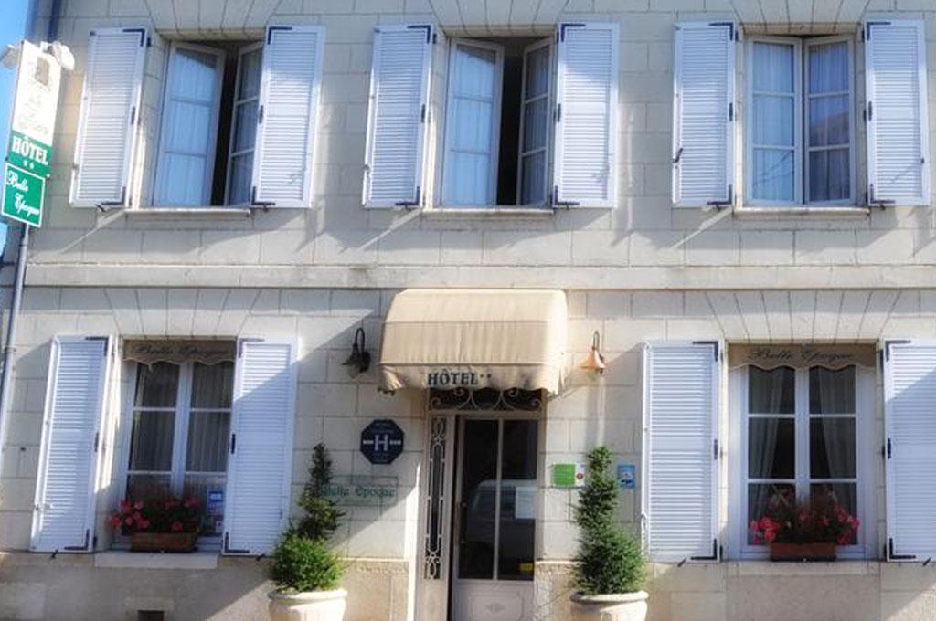 Hôtel Belle Epoque4