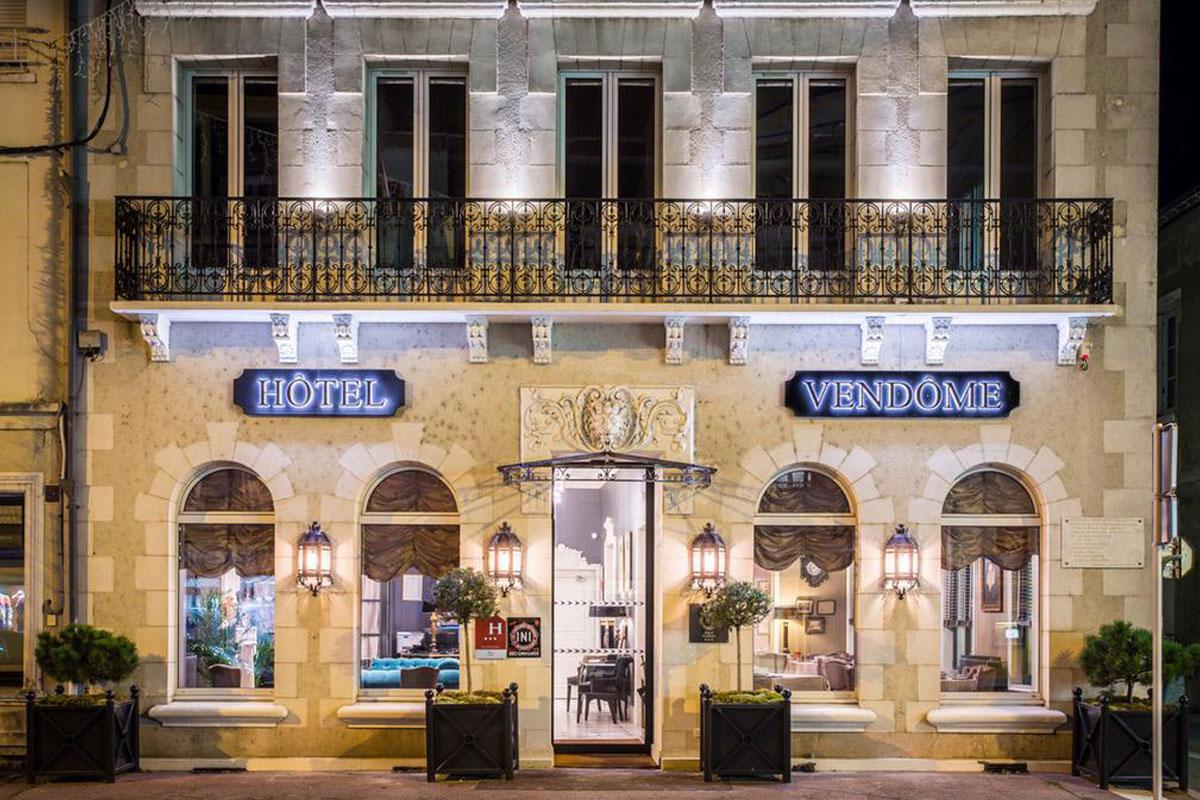 Hôtel Vendôme0