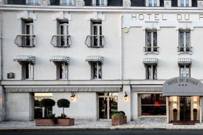 Hôtel du Rivage1