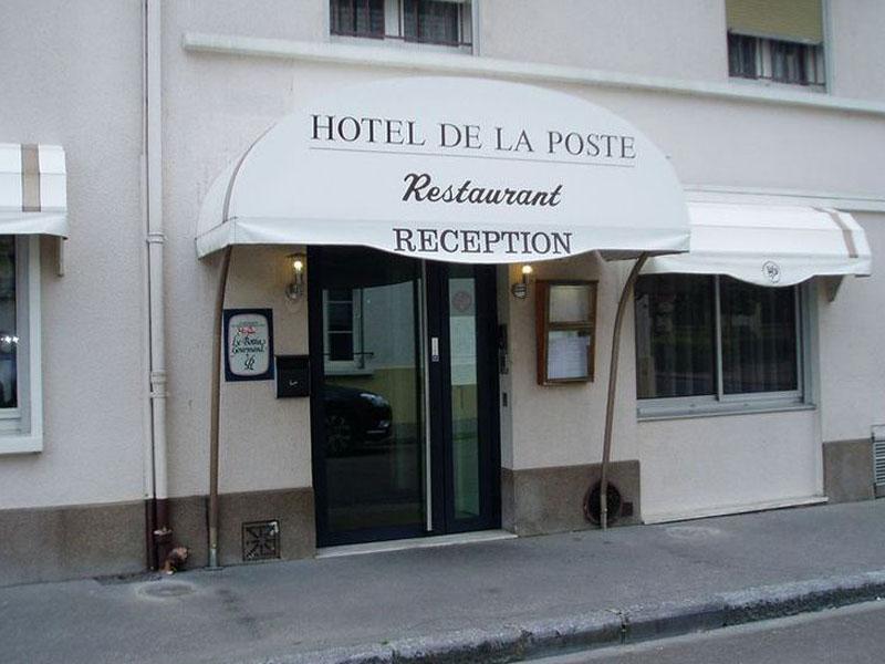 Hôtel de la poste1
