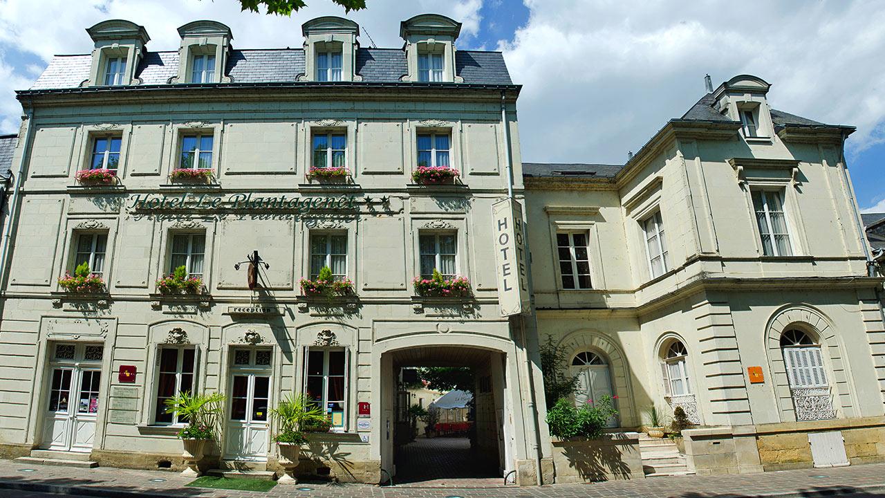 Hôtel Le Plantagenet2