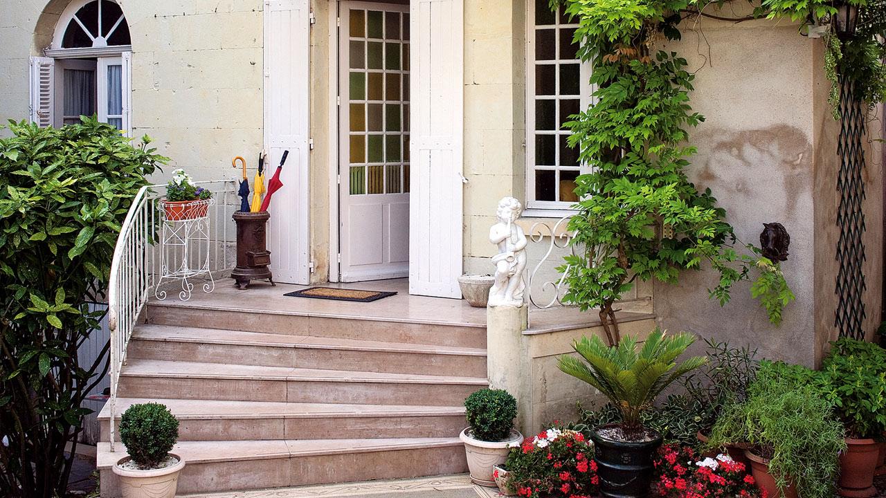 Hôtel Le Plantagenet0