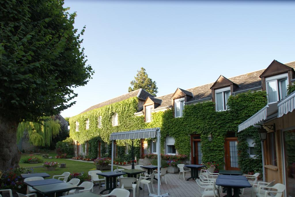 Inter Hôtel - Restaurant le Val de Loire1